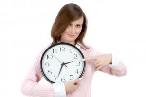 vous avez vu l'heure ?