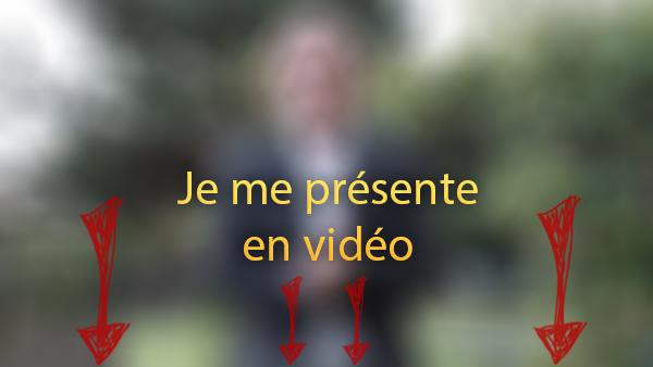 Ma présentation vidéo