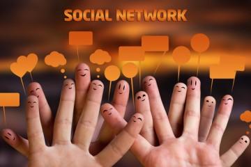 réseau du blogueur